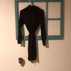 Brown Ralph Lauren Dress